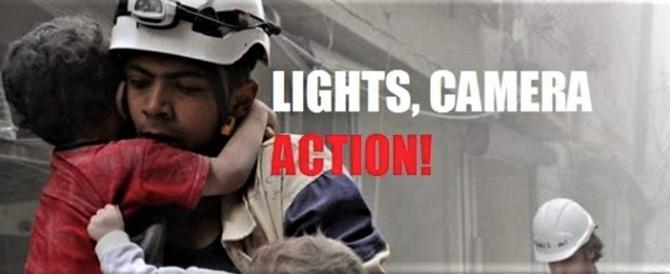 Siria, i quattro motivi per cui l'attacco chimico fu una messinscena