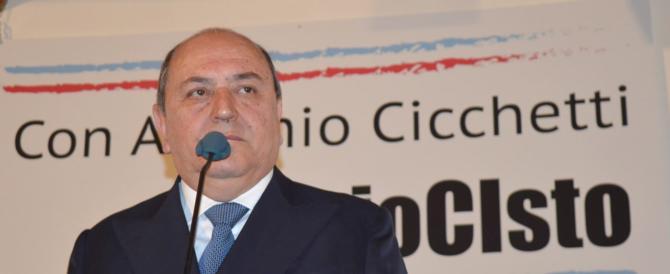 Antonio Cicchetti, il sindaco più votato di sempre, si ricandida a Rieti