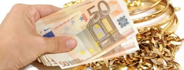 """Dal governo nuovi paletti restrittivi all'attività dei """"compro oro"""""""