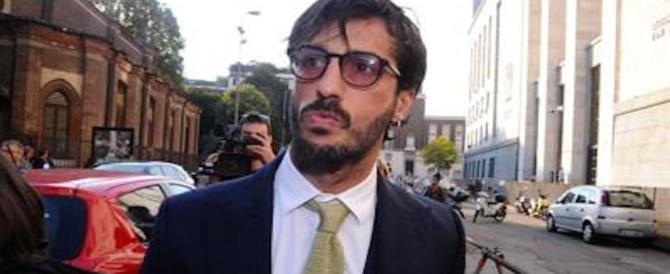 """Un poliziotto in aula: """"Ho visto Corona spaventato dall'ex calciatore Sculli"""""""