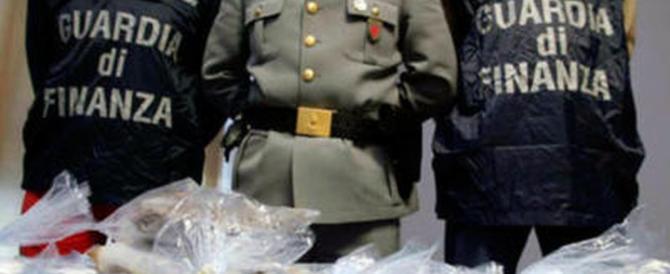 Droga del combattente, sequestrate a Genova 37 milioni di pillole