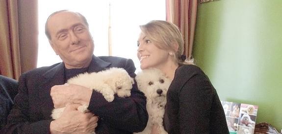 Berlusconi si rivolge agli animalisti: «Sarà forza importante in Parlamento»