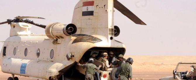 L'Egitto pronto all'invasione della Libia: si aspetta solo l'ok di Mosca