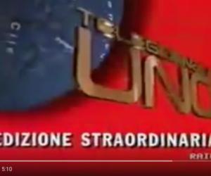 Da Frizzi a Falcone: 25 anni fa l'edizione straordinaria del Tg1 da Capaci (video)