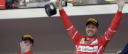 Formula 1, trionfo Ferrari: doppietta a Montecarlo. L'urlo di Vettel (video)