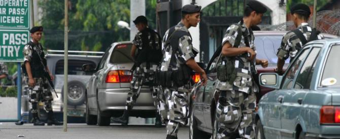 Le Filippine lanciano l'allarme: sempre più jihadisti stranieri nel nostro Paese