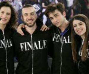 """""""Amici"""", la finale: ha vinto Andreas. Secondo Riccardo. Boom di voti (video)"""