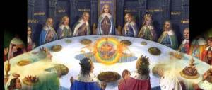 La dissacrazione del Mito, la storia bugiarda e il polpettone su Re Artù