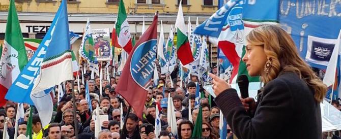 Lombardia, Fratelli d'Italia si presenta col proprio simbolo in 35 comuni