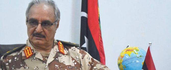 L'uomo forte della Libia Haftar strappa Bengasi ai terroristi islamici