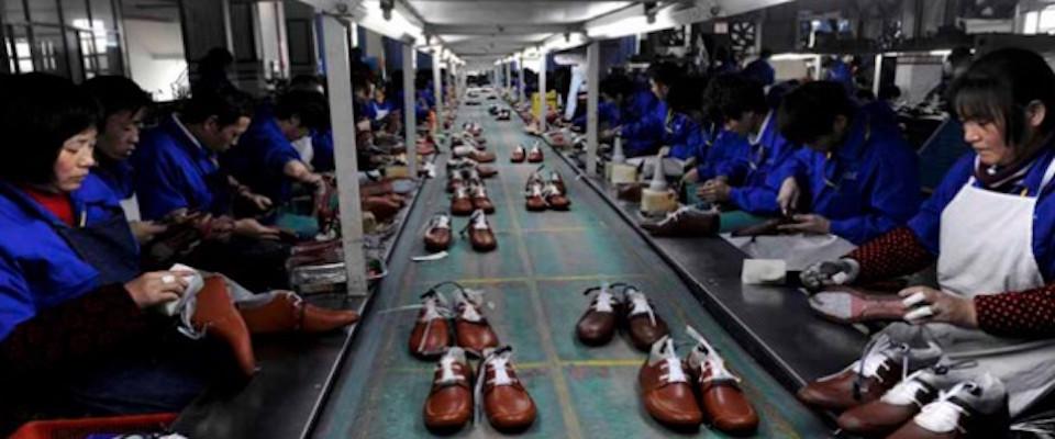 separation shoes 13f67 97223 Indagavano su una fabbrica di scarpe: spariti due attivisti ...
