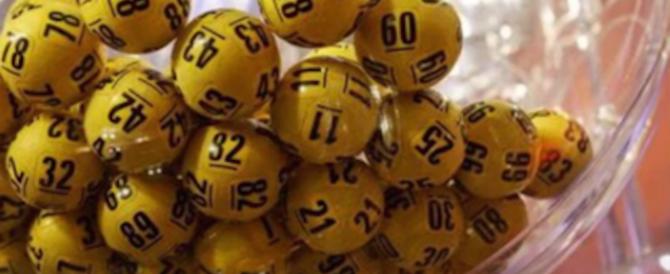 Gioca tre euro al lotto sulla ruota di Bari e vince 124mila euro