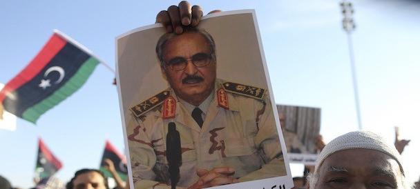 """Bufera in Libia per le parole del ministro: """"Haftar comanda l'esercito"""""""