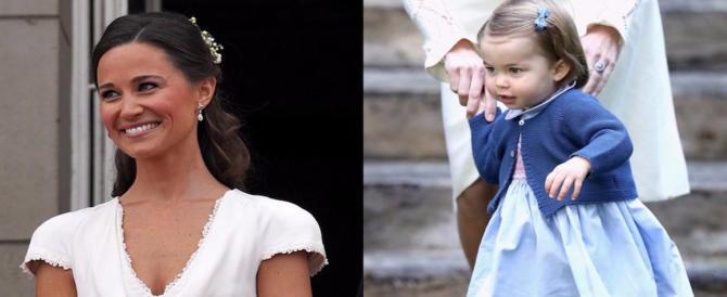 Pippa Middleton all'altare tra pioggia, paparazzi e vip: tutti i dettagli delle nozze
