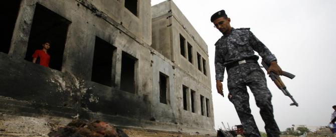 Iraq, doppio attacco dell'Isis in poche ore: decine di morti e centinaia di feriti