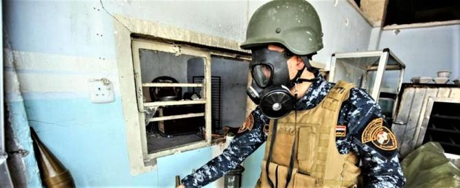 L'Iraq rivela: solo l'Isis ha effettuato attacchi con le armi chimiche