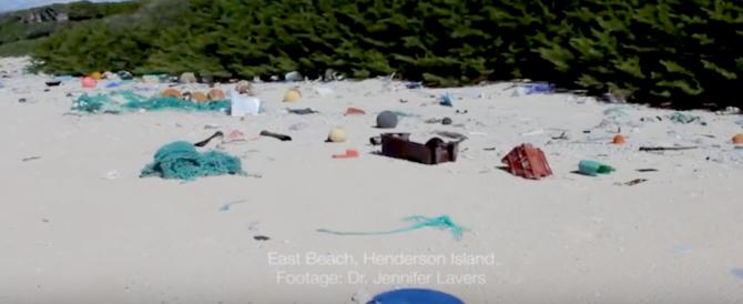 Da paradiso a isola più inquinata del mondo: ecco l'incredibile trasformazione (video)