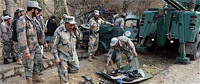 È scattata l'offensiva di Primavera dei talebani: bomba a Jalalabad, 6 morti