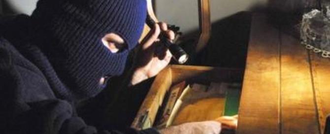 Lo schiaffo del ladro romeno: «Rubo in Italia perché da voi non si rischia»