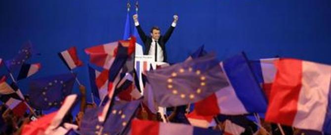 Francia, maggioranza schiacciante per Macron. Le Pen ferma al 13 %