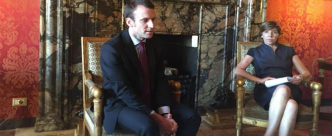 La sinistra in ginocchio da Macron: «È meglio di Napoleone III»