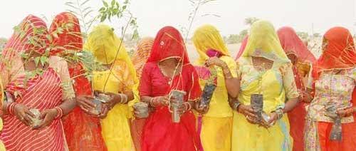 India, mazze di legno in dono alle spose per difendersi da mariti ubriachi