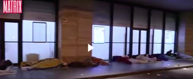 Inviata di Matrix aggredita, fermato un ivoriano. Era stato espulso nel 2016 (video)