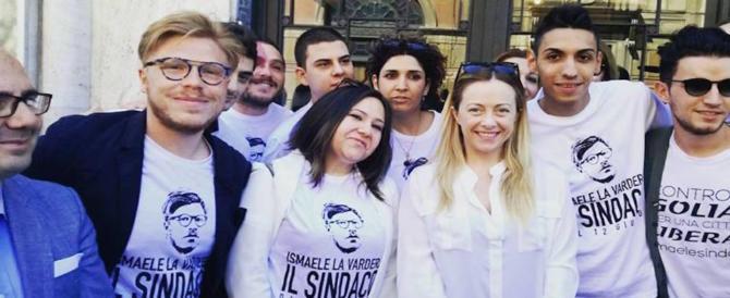 Meloni: se Renzi e Berlusconi stanno cucinando l'inciucio, non ci stiamo