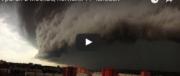 Uragano su Mosca: 11 morti e 50 feriti. Anche Medved bloccato in casa (VIDEO)