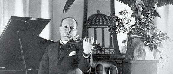 Appartenne al grande Vivaldi il violino che suonava Benito Mussolini