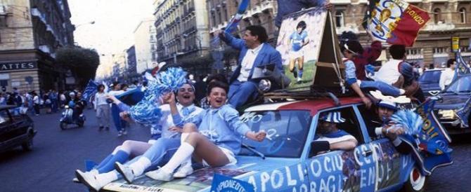 Grande festa a Napoli per il 30° dello scudetto. Invitato Maradona. Verrà?