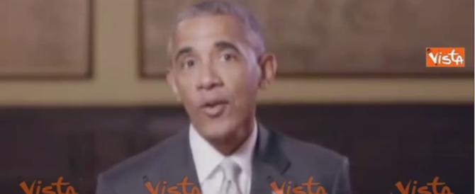 Obama arriva a Milano. Ma perché dargli le chiavi della città? (video)
