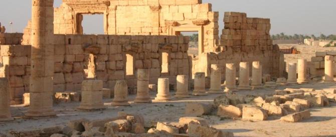 Siria, l'esercito di Assad caccia i terroristi dal sito di Palmira