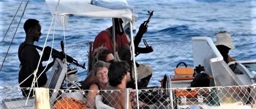 È allarme, i pirati tornano a colpire dopo un periodo di relativa calma