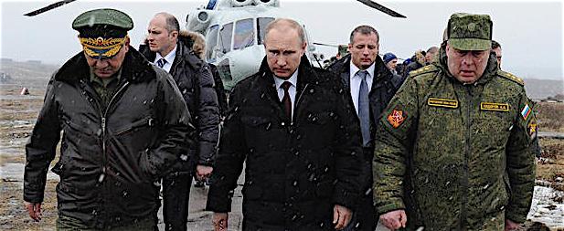 Il G7 costretto a chiedere l'aiuto di Putin contro i terroristi siriani