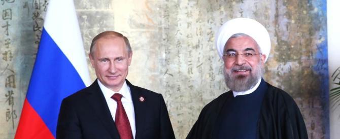 Adesso è l'Iran il più grave problema di Trump: e c'è Putin sulla sua strada