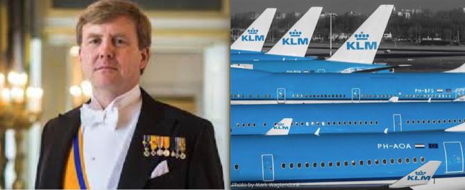 """Re Guglielmo d'Olanda rivela: """"Sì, da anni piloto in incognito gli aerei Klm"""""""