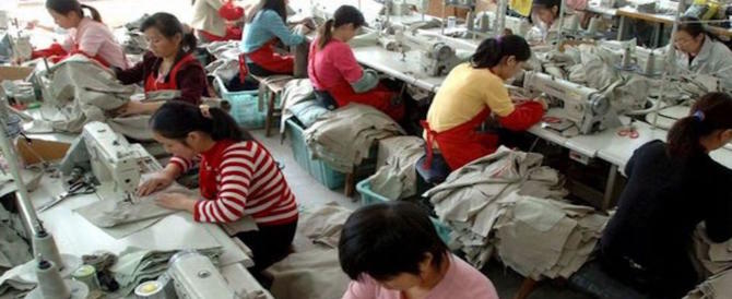 "Rifiuti pericolosi a Prato. Sigilli a un'altra stamperia ""made in China"""