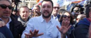 Bossi non lascia la Lega. E Salvini: «Prima il Nord? No, prima gli italiani»