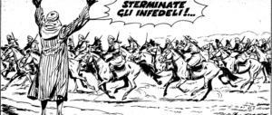 Quella volta che Tex Willer sconfisse l'Isis. La storia dell'US Camel Corp