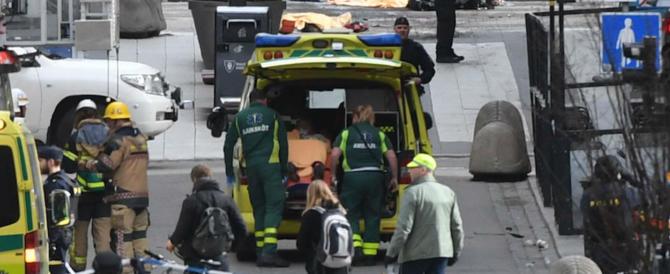 Strage a Stoccolma, l'attentatore non soffre di disturbi mentali