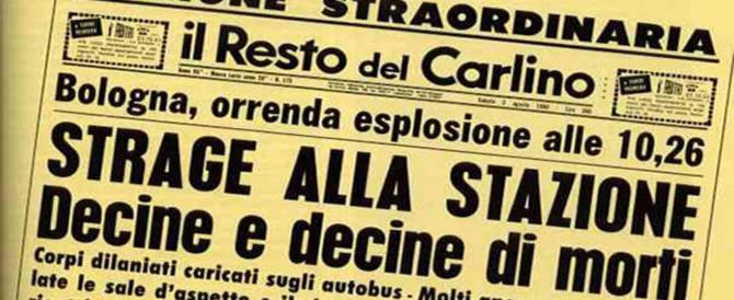Strage di Bologna, va in scena il solito rito della protesta contro il governo