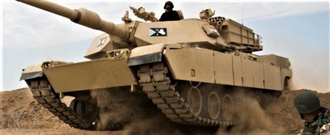 Scatta l'offensiva anti-Isis a Mosul ovest: si combatte casa per casa