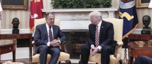 """Lavrov smentisce il """"NY Times"""": «Mai parlato con Trump del licenziamento di Comey»"""
