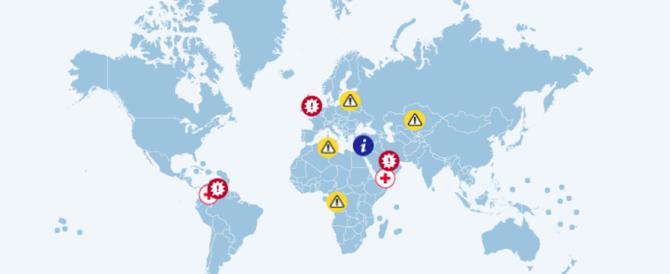 Vacanze a rischio Isis: gli italiani scelgono Grecia e Portogallo. Ecco dove non andare