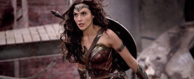 """«È israeliana»: il Libano vuole mettere al bando """"Wonder Woman"""""""