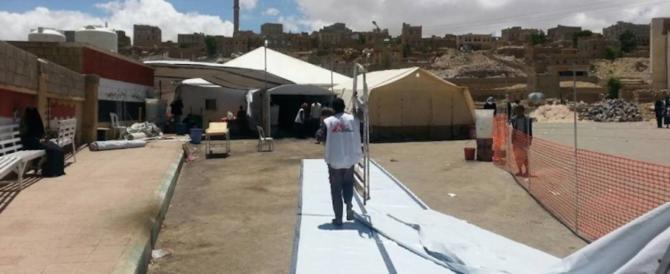 Epidemia di colera nello Yemen, Msf: «780 casi in meno di due mesi»