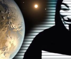 Anonymous: «La Nasa sta per annunciare l'esistenza degli alieni» (video)