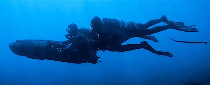 Rimossi dai palombari del Comsubin ordigni bellici nel lago di Albano