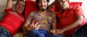 Triangolo gay: in Colombia riconosciuta la prima unione a tre